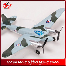 electrical 2CH RC airplane M-10 Mosquito FPP foam jet engine rc airplane