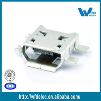 type AB various tablet pc charging port usb connector