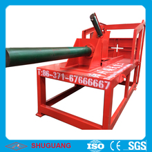 Cheap Price tire recycling rubber tire crusher machine