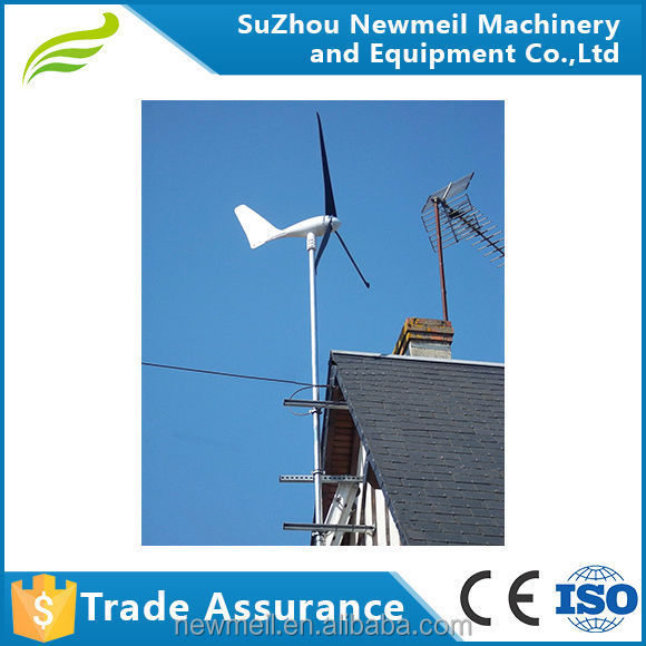 Newmeil 5 Blades easy start 100W wind turbine generators