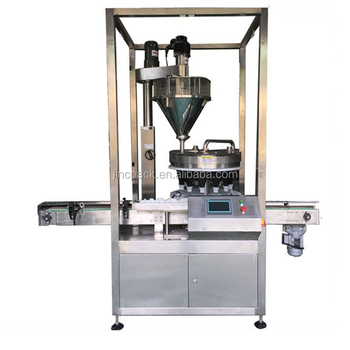Powder weighing and filling machine masala packing machine