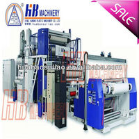 Hot sale baby diaper film making machinery production line
