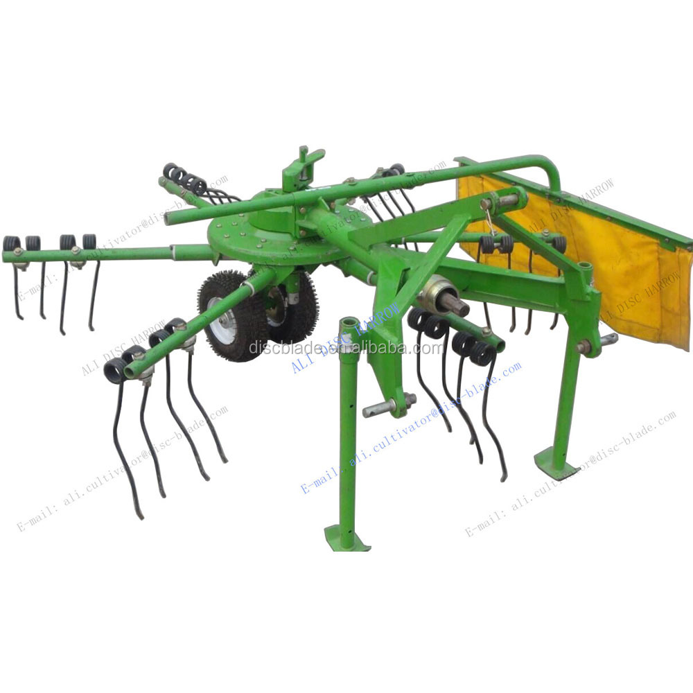 LTH Series of Hay Tedder with Rake and Dry Machine Combination