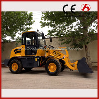 ZL08F Wheel Loader brand small used loader wheel