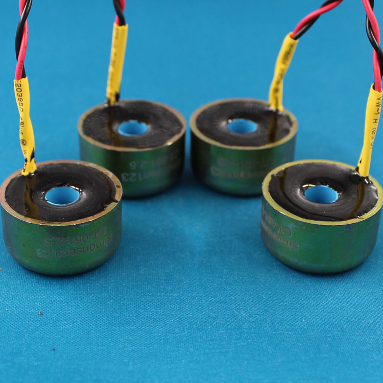 small ct toroidal current transformer for energy meter