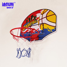 Mini Basketball Backboard With Plastic Hoop For Kids
