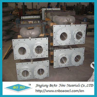 By Centrifugal casting w type radiant tube best quality
