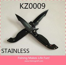 KZ0009 Multi-function Folding Survive Fishing Knife