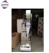 Fully Automatic Back Side Sealing Bag Stick Sugar Coffee Salt Filling Machine