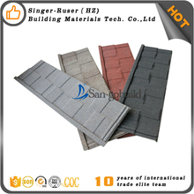 Aluminum Zinc Roofing Sheet Sizes 1340*420mm Roof Tile Prices Metal Steel Building From Factory For Houses