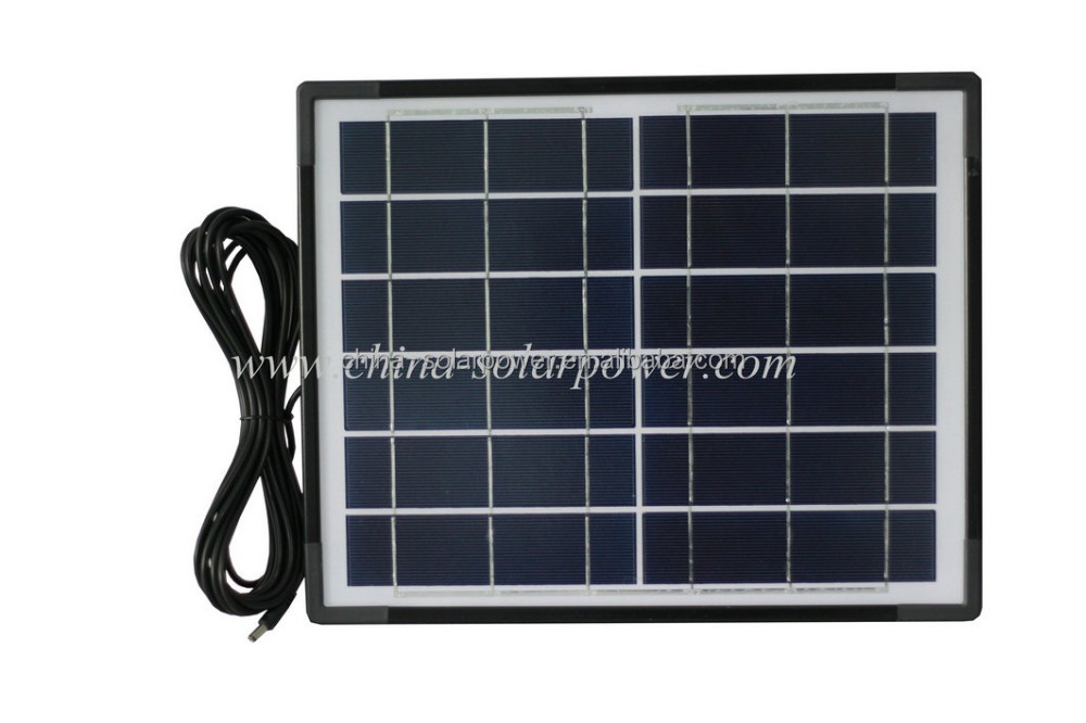Small Glass Solar Panel 5W 10W 15W 9V 12V Small Size Solar Panel Made in Shenzhen China