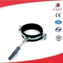 High Quality Low Price rubber heavy duty clamps