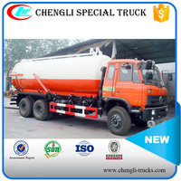 Dongfeng 10 wheel 6x4 6x6 off-road 16cubic 18cubic 20 cubic Vacuum Sewage Sucking Tank Truck