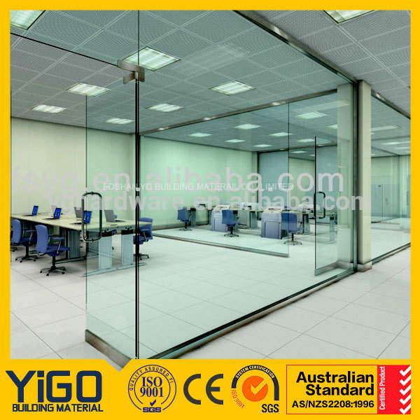 interior glass wall,decorative glass wall panels
