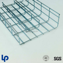 China Suppliers High Quality HDG Wire Mesh Cable Tray for IDC Network System