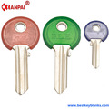 F-178 Replacement New desiger Colour House key Blanks UL050 Suppliers