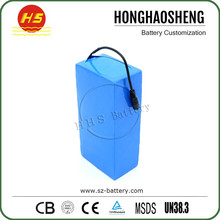 High capacity 3s 11p li-ion battery pack 18650 3c discharge rate cell 12v 31ah battery