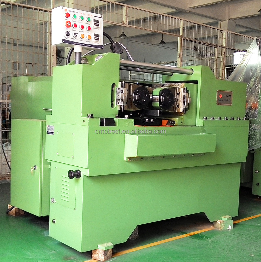 used screw making machine hydraulic thread rolling machine price