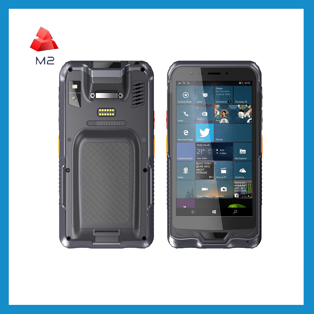 6inch Handheld Windows Tablet Mobile Android Terminal Durable Touch screen 4g lte Barcode Scanner Rugged Phone