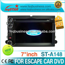 Ford Explorer/ Fusion/ Mustang/ Expedition car gps dvd player with 3g best selling