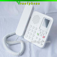 Vnetphone offer rj45 skype phone without pc