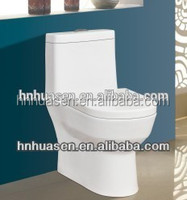 China market bathroom accessories western toilet price HOT-6622