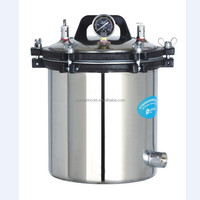 Cheap YX280B Electric or LPG Heated Portable Autoclave Sterilization China