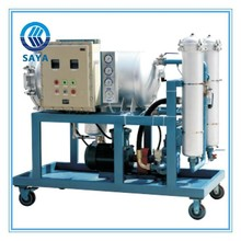 LYC-J series Used Engine Oil Recycling Machine with Stainless Steel Net