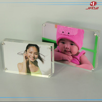 Alibaba China wholesale home and office decorations mini magnetic photo frame