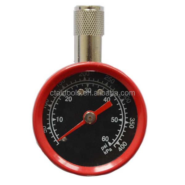 Mini Dial Tire Pressure gauge portable tire gauge