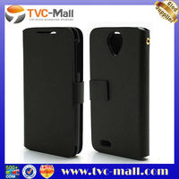 Doormoon Genuine Leather Flip Case for Lenovo S820