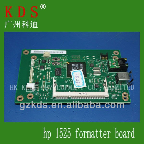 CE482-60001 Mother Board for HP CP1525 Printer Spare Part Plotter Parts
