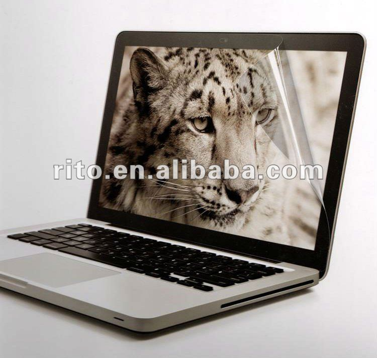 Matte 17 inch laptop screen protector for Macbook Pro 17