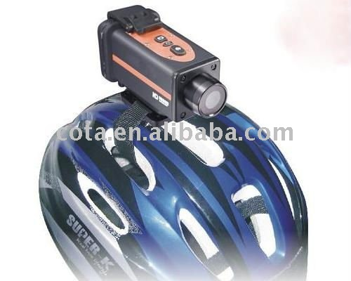 1080P HD Outdoor Waterproof Action Sports Helmet Camera with 1.5'' TFT LCD Screen CT-S802