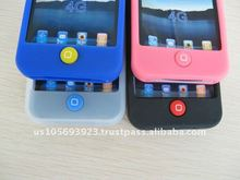 top quality! silicone case for iphone 4