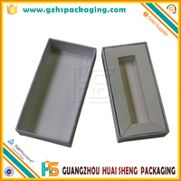 Wholesale professional custom small product white box packaging,white cardboard box