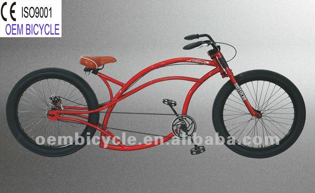 24 inch newest style hot sale favourite CE certification classic beach cruiser bike