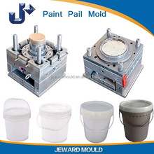 Low Cost High Quality 20Liter Injection Paint Pail Mold