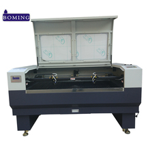 Africa agents low cost plastic laser sticker cutting printing machine for nameplate business card image