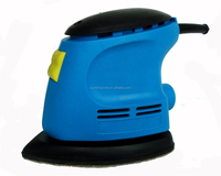 China Manufacture No Variable Speed Electric Power Tools orbital sander/industrial sander/Factory Price 110w 230v
