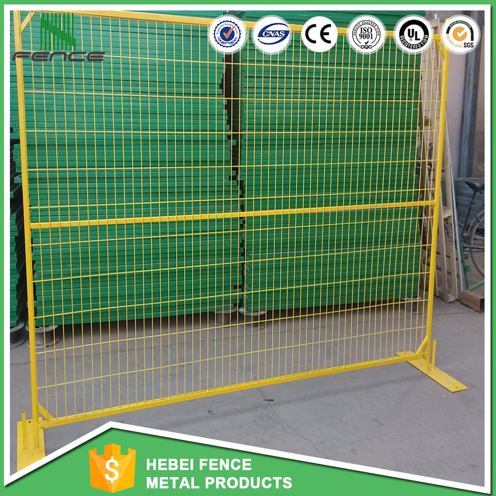 security fencing mobile temporary fence
