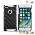 Custom Newest Carbon Fibere Mobile Phone Covers,For iPhone 7 Plus Carbon Fiber Phone Case