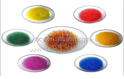 colorful EVA scented beads for air freshener