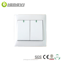 2015 Hot Sell High-end UK Wall Switch Electric