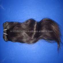Alibaba Golden Supplier 100% human hair exporting companies in india from dev hair