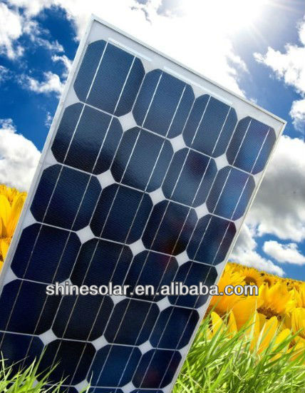 160W High efficiency pv solar panel SN-P160