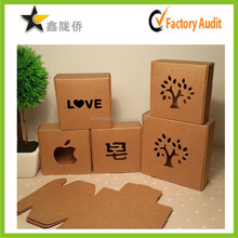 2016 Hot sale professional free design custom handmade soap packaging box