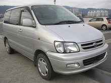 2000 Toyota Townace Noah Japanese used car