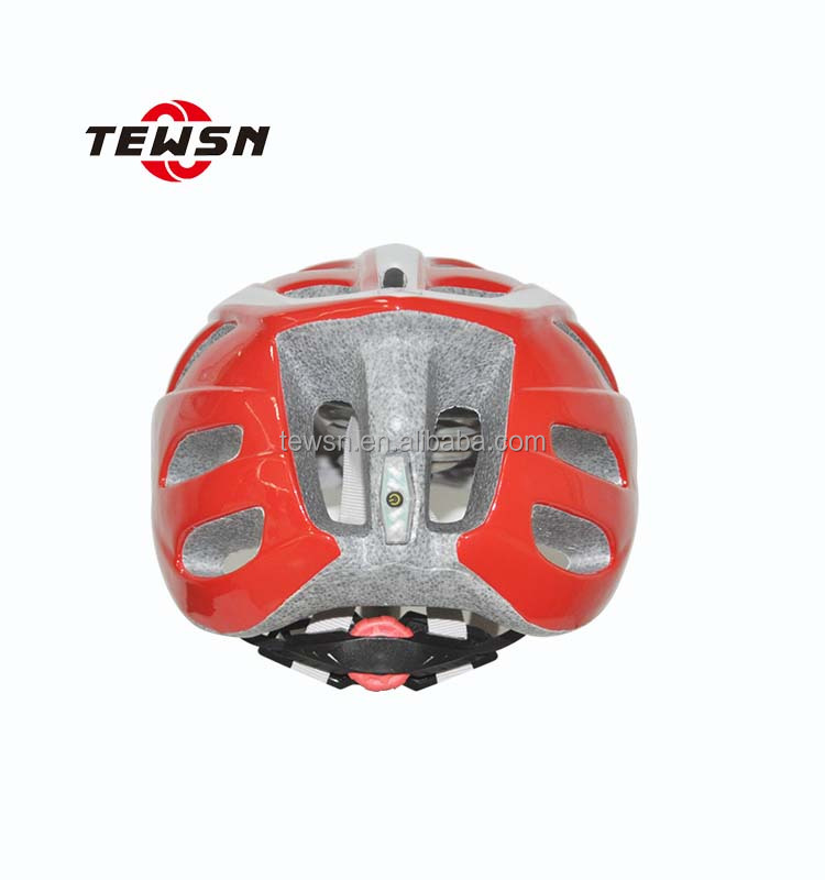 CE certificate bicycle helmet with LED