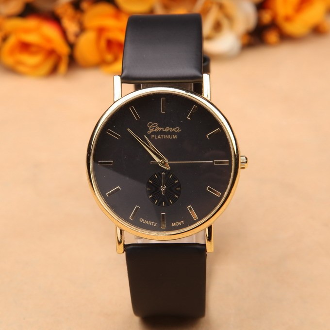2015 simple casual sport style mens watches trendy fashion